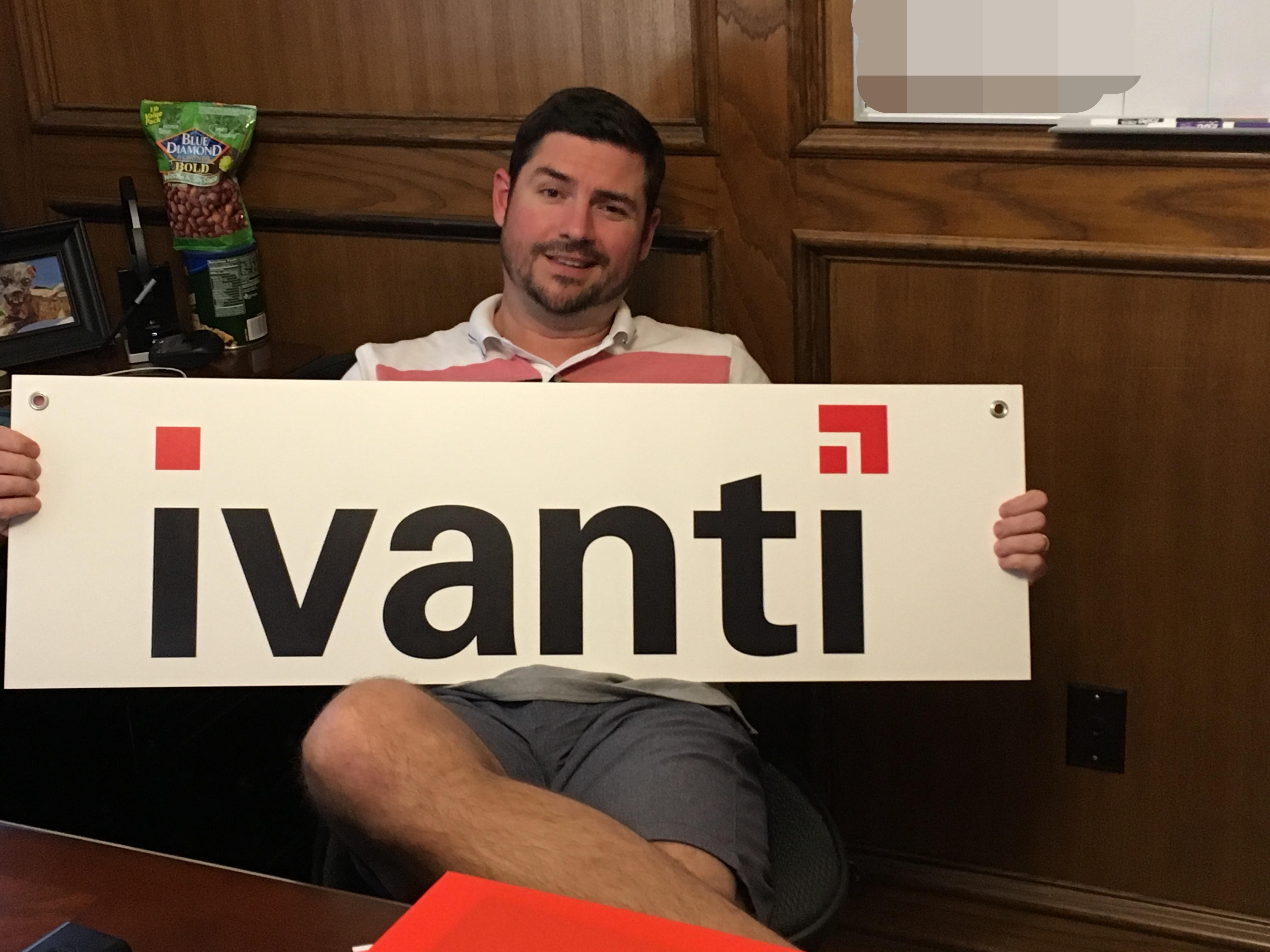 Thanks Ivanti!
