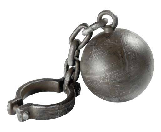The Ol' Ball-n-Chain
